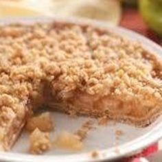 Amazing Dutch Apple Pie Recipe - This was so yummy! I would like to eat it warm next time :3
