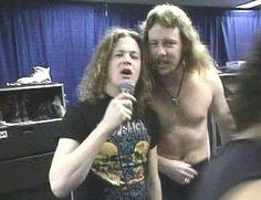 ✧ fotos jameson y klars. Jason Newsted, Metallica, Fanfiction, Wattpad, James Hetfield, Heavy Metal, Rock And Roll, Guys, Concert