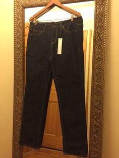 Calvin Klein Women's Skinny Jeans, Size: 31/12, Made in Cambodia #CalvinKlein #SlimSkinny #Klein #Jeans