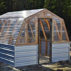 Everyone needs a place for their stuff, and sometimes the garage just won't accommodate it all. A backyard shed can help alleviate the space crunch. Pre-made sheds are available for purchase, but if you have some time, and the will to DIY, there are a multitude of kits, plans and designs available to make building an outdoor shed a viable option. Whether you need a garden shed, tool shed, wood shed, or general storage shed, you can certainly build a DIY shed that serves your needs. You can