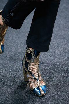 Les chaussures printemps-été 2015 de Louis Vuitton