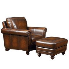 Bassett 3959-12LS Hamilton Chair available at Hickory Park Furniture Galleries
