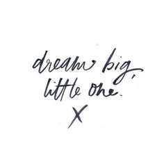 Because sometimes your dreams become your reality....