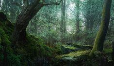 forest art - Szukaj w Google