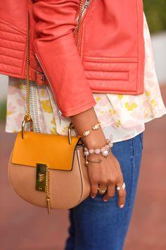 VivaLuxury - Fashion Blog by Annabelle Fleur: FLUTTERED FLORES