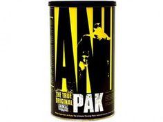 Animal Pak  44 pack, il più famoso multivitaminico by Universal Nutrition