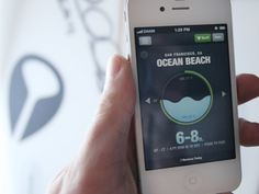 Dribbble - the surf dial is coming... by Dann Petty