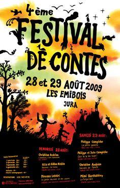 FLAG - 11 Festival de contes Conte, Switzerland, Flag, Graphic Design, Movie Posters, Law School, Film Poster, Popcorn Posters, Film Posters