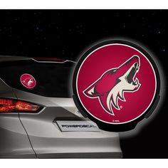 Phoenix Coyotes NHL Power Decal