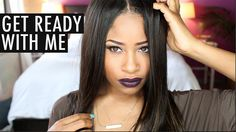 Get Ready With Me - A NIGHT OUT!  Love the look but would've gone with the other lipstick.
