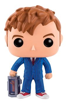 Cabezón 11º Doctor con mano (Hand) 9 cm. Dr. Who. Línea POP! Television. Funko  Estupendo y simpático cabezón del personaje 11º Doctor con mano (Hand) de 9 cm, uno de los personajes de la exitosa serie de TV el Dr. Who. Un fantástico cabezón fabricado en vinilo y por supuesto 100% oficial y licenciado.