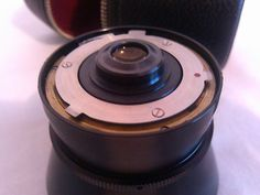 Carl Zeiss Pro-Tessar 4/80 Lens 80mm