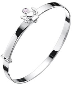 Other Fine Jewelry D For Diamond Childrens Baby Jewellery Blank Baby Bangle Christening Gift Fine Jewelry