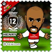 Thierry Henry --- Forever Arsenal Legend