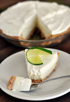 This fresh,creamy sour cream lime tart is perfect for the warm summer months ahead.