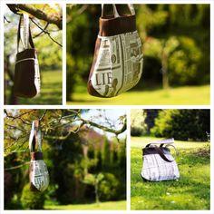další varianta kabelky Anny