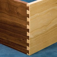 Dovetails - I wish I could do this!