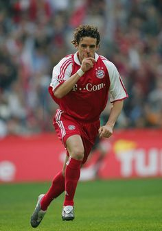 Owen Hargreaves - Bayern Munich, Manchester United, Manchester City, England.