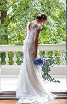 bb7e3ca7ed ¿Boda a la vista  Los mejores vestidos de novia con escote en la espalda