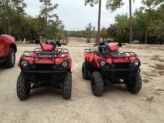 2013 Kawasaki Brute force 300..One of my new toys. But in black.