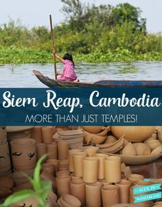 Travelers would be forgiven for thinking that Angkor Wat is the sole reason to come to Siem Reap, Cambodia. In reality, there is enough to keep travelers in Siem Reap for a week, long past the average 3 day temple visit. Here's a Siem Reap to do list to fill your leisurely days in this lovely town.