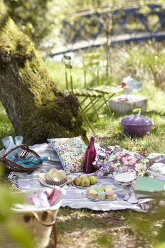 10 ideas inspiradoras para la decoración de un picnic