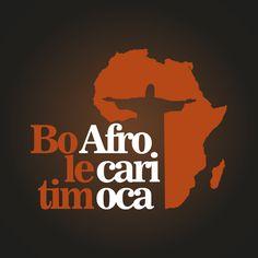 Logotipo Boletim Afrocarioca