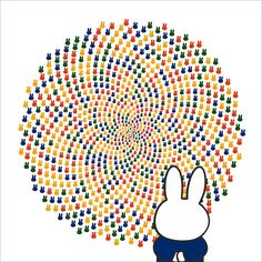 Miffy in the museum