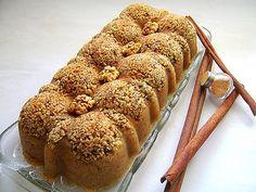 Halva with coffee and orange Greek Sweets, Greek Desserts, Greek Recipes, Halva Recipe, Greek Cake, Cypriot Food, Easy Sweets, Greek Cooking, Vases