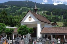 Schruns, Friedhofskapelle (Bludenz) Vorarlberg AUT
