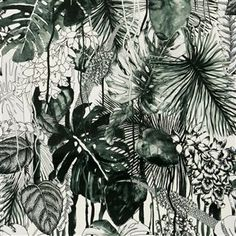 soft jardin exo'chic - rainette fabric | Christian Lacroix