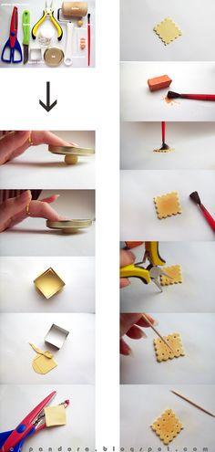 How to make a biscuits by Ice-Pandora.deviantart.com on @deviantART