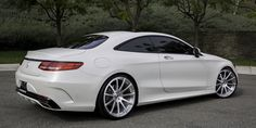 Mercedes 2015 S-Class on Flangiato-M Cool Cars Mercedes S Class Coupe, Mercedes Benz Cars, Mercedes Wheels, Supercars, Cl 500, Merc Benz, Benz S Class, Fancy Cars, Crazy Cars