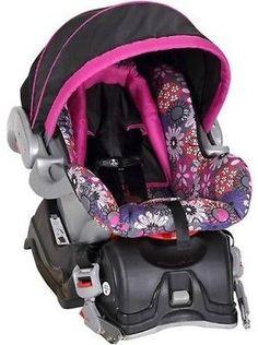 Baby Trend Flexloc Infant Car Seat - Daisy - Baby Trend - Babies \