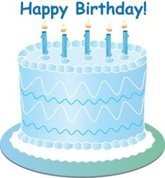 Birthday Candle Clip Art Cartoon Birthday Cake Clipart Fun