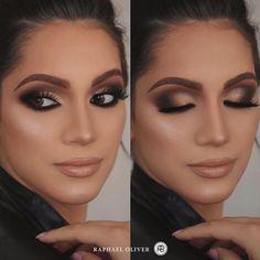 Intense Smokey Eyes Warm Tones smokey eye make up,bronz eye make up Tips And Tricks For Healthy Youthful Skin Dramatic Eye Makeup, Smoky Eye Makeup, Eye Makeup Art, Dramatic Eyes, Eye Makeup Tips, Cute Makeup, Beauty Makeup, Hair Makeup, Makeup Geek