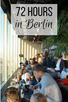 monkey bar essential things to do in berlin weekend break