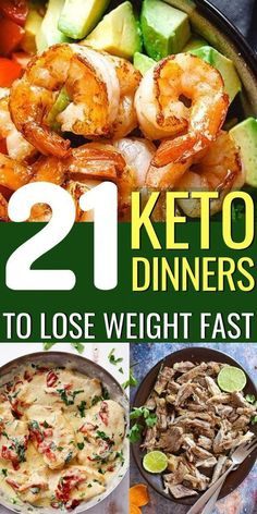 Keto for weight loss!Complete Keto Diet Plan perfect for beginners! This is the perfect place to start if you are learning about keto diet plans or low carb diets. Ketogenic Recipes, Diet Recipes, Cooking Recipes, Keto Foods, Keto Diet Meals, Easy Low Carb Recipes, Low Carb Shrimp Recipes, Recipies, Keto Crockpot Recipes