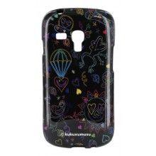 Carcasa Galaxy S3 Mini Kukuxumusu - Corazonada  $ 224,57