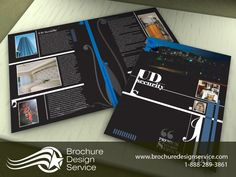 Samples of Security Company Brochures, Designs, Templates - http://www.brochuredesignservice.com/Brochure-Design-T1577.html