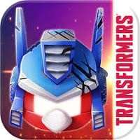 Angry Bird Transformers Mod Apk v2.6.0 (Pro Unlimited Coins / Gems) Free For Android
