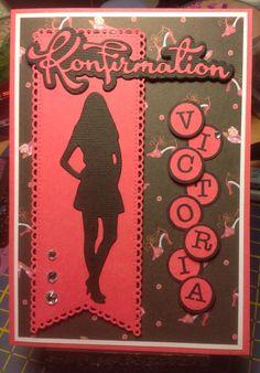 Konfirmationskort