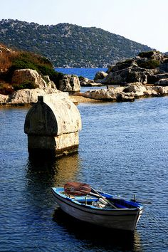 Simena-Kekova Turkey