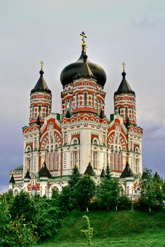 The Cathedral of St. Pantaleon--Kiev, Ukraine