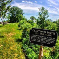Clintons Ditch Rome, NY