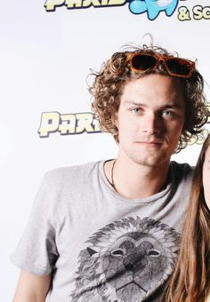 Finn Jones. Let's be real here. He's almost Lochlan's twin.