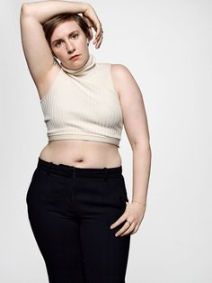 Lena Dunham (Photo: Art Streiber for The New York Times)