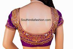 kundan work blouse
