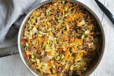 A Food, Food And Drink, Yummy Eats, Fried Rice, Food Inspiration, Diet Recipes, Easy Meals, Low Carb, Snacks