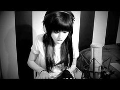 "Me Singing ""It Will Rain"" by Bruno Mars - Christina Grimmie-  She is just astounding. And I love this song."